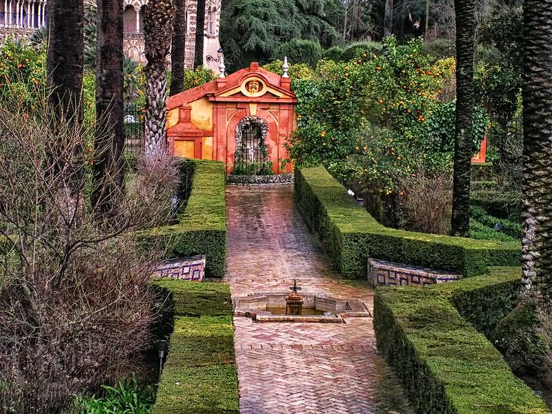 Real Alcazar - Seville