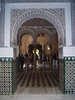 Alcazar - Palace of Don Pedro - Entry arch to Hall of the Ambassadors 2