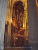 Cathedral - Choir Pipe Organ - Back