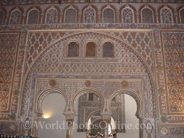 Alcazar - Palace of Don Pedro - Hall of the Ambassadors 2