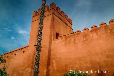 Alcazar wall and Tower