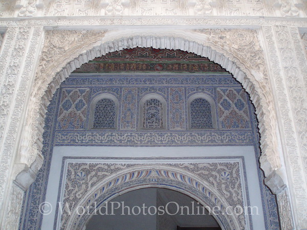 Alcazar - Palace of Don Pedro - Entry Arch to Hall of the Ambassadors 1