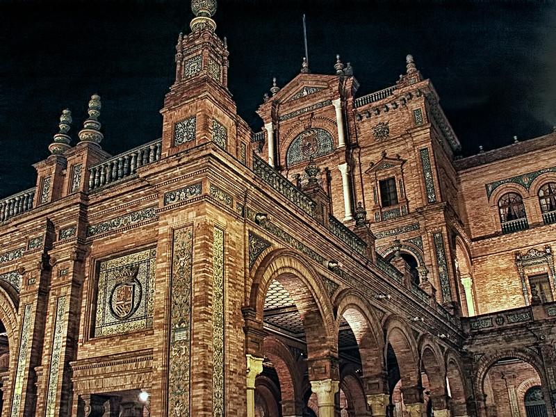 Plaza de España - Seville