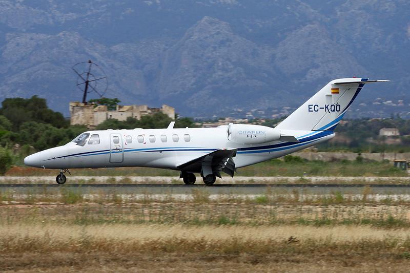 EC-KQO Cessna 525B CitationJet 3 c/n 525B-0234 Palma/LEPA/PMI 16-06-16