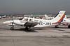 EC-JBS Piper PA-34-220T Seneca III c/n 3433089 Cuatro Vientos/LECU 06-04-08