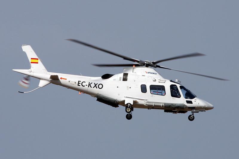 EC-KXO Agusta A-109E Power c/n 11749 Las Palmas/GCLP/LPA 04-02-16