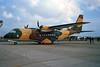"""T.19B-17 (35-35) CASA 235-100M """"Spanish Air Force"""" c/n C074 Pratica di Mare/LIRE 24-05-98 (35mm slide)"""