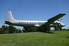 EC-GGC Douglas DC-7C c/n 45215 Cordoba 10-05-19