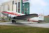EC-CPO (EC-ABC) Douglas DC-3 C-47B-50-DK c/n 17094 Malaga/LEMG/AGP 29-01-16