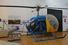 EC-DZL Agusta-Bell 47 G-381 c/n 1613 Malaga/LEMG/AGP 29-01-16