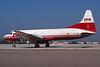"EC-GBF Convair 580F ""Swiftair"" c/n 458 Athens-Hellenikon/LGAT/ATH 19-09-00 (35mm slide)"