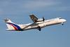 "EC-LST Aerospatiale ATR-72-201 ""Swiftair"" c/n 234 Palma/LEPA/PMI 13-06-16 ""Air Europa"""