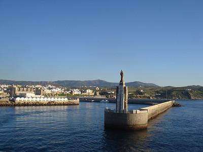 Puerto De La Rada, Tarifa - Spain.