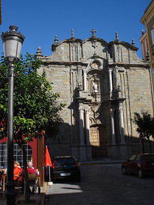 Iglesia S Mateo, Tarifa - Spain.