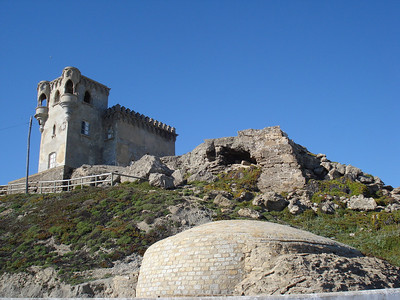 Castillo De Santa Catalina, Tarifa - Spain.