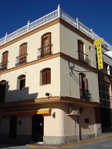 Tarik Hostal, Tarifa - Spain.