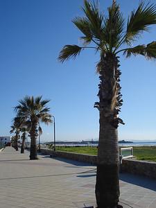 Paseo Maritimo, Tarifa - Spain.