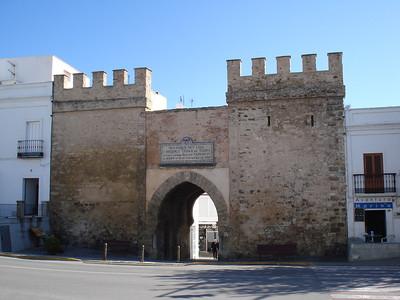 Puerta De Jerez, Tarifa - Spain.