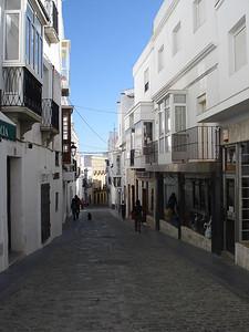 Nuestra Senora De La Luz, Tarifa - Spain.