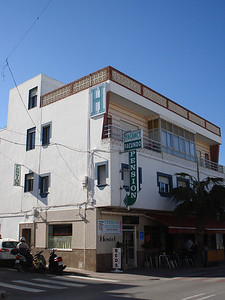 Pension Facundo, Tarifa - spain.