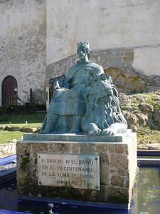 A Sancho IV El Bravo, Tarifa - Spain.
