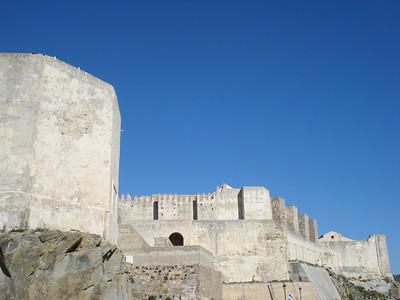 Castillo De Guzman El Bueno, Tarifa - Spain.