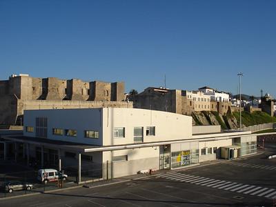 Tarifa Port Terminal, Tarifa - Spain.