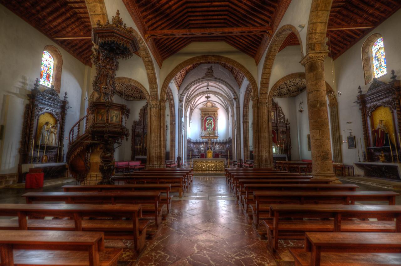 Basilica of Candelaria in Tenerife, Canary Islands, Spain