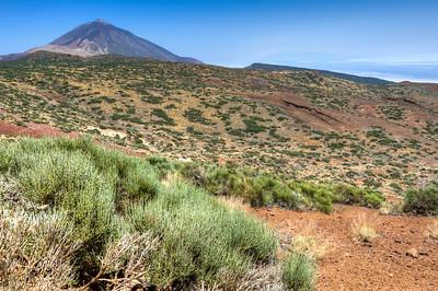 Mount Teide in Tenerife, Spain