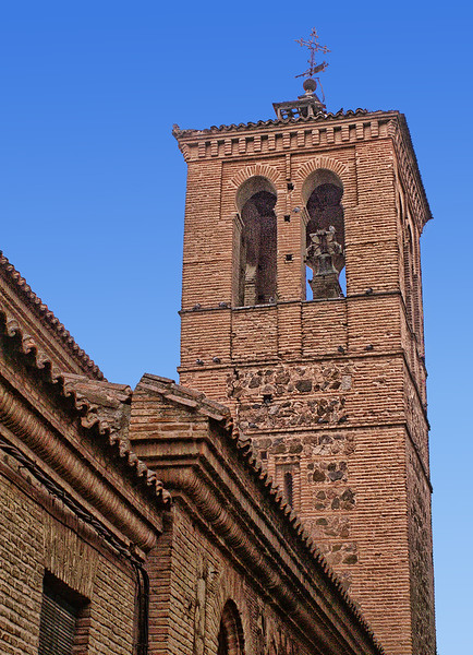 Church of Santo Tomé - Toledo