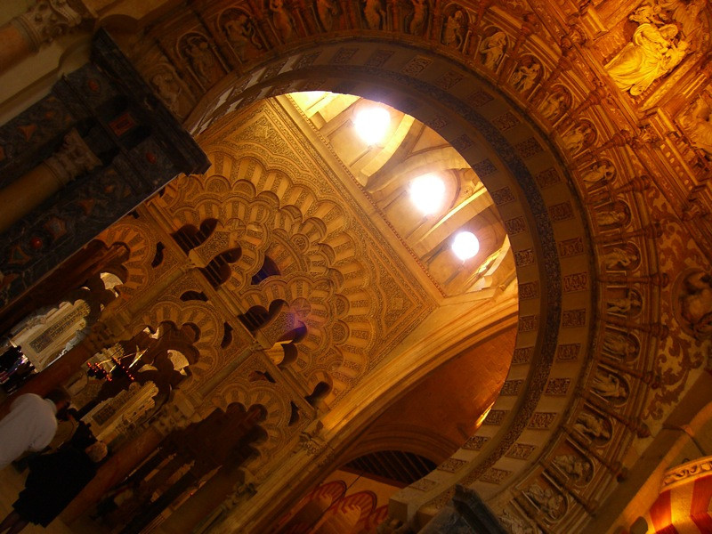 La Mezquita Mosque and Cathedral - Cordoba, Spain