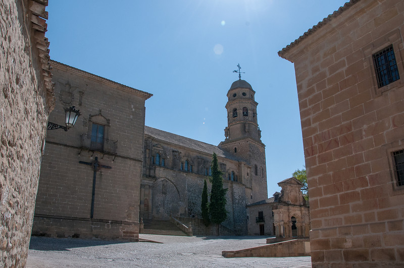 Cathedral Church of the Nativity of Our Lady Santa Iglesia in Baeza, Spain