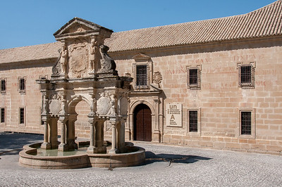 Universidad Internacional de Analucia in Baeza, Spain
