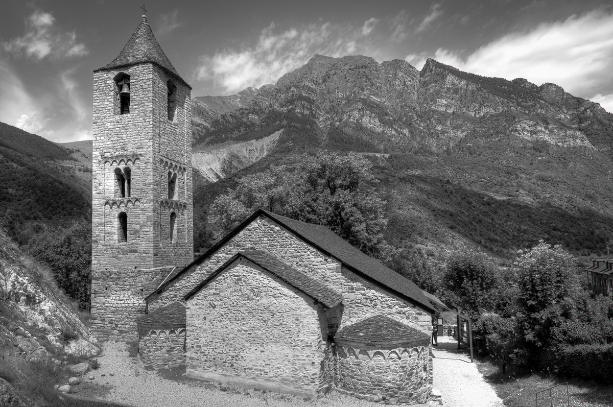 UNESCO World Heritage Site #148: Catalan Romanesque Churches of the Vall de Boí