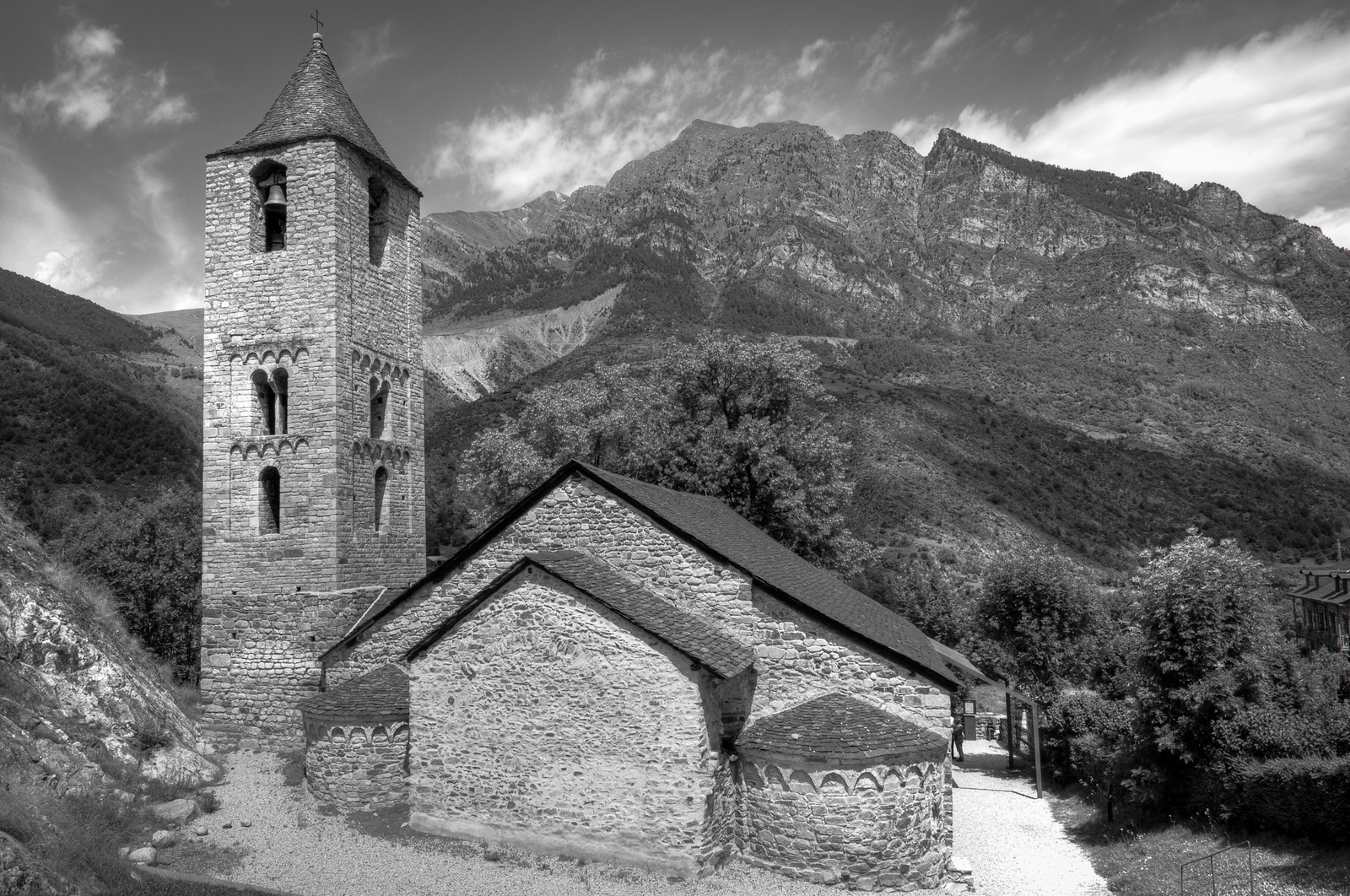 Catalan Romanesque Churches of the Vall de Boí World Heritage Site, Spain