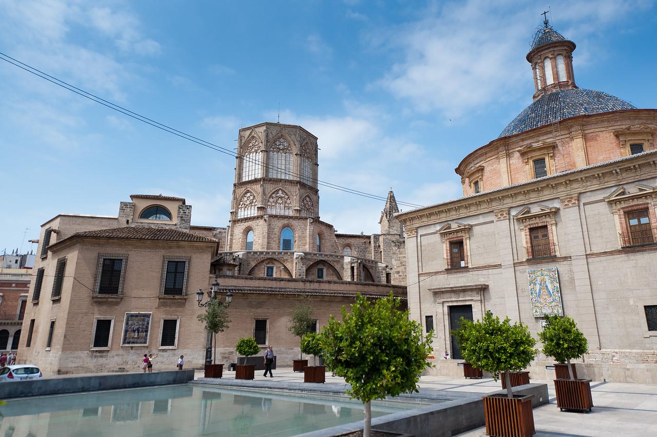 The Carmen Church and Convent - Valencia, Spain
