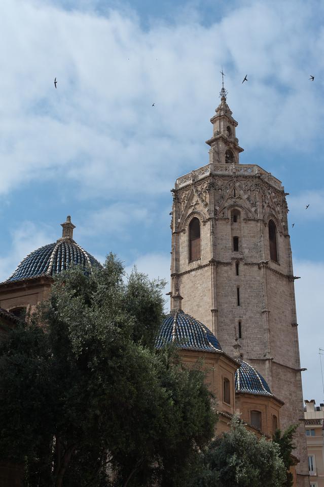 Torre el Miguelete, Valencia, Spain