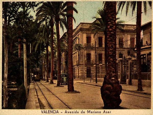 Avenida de Mariano Aser