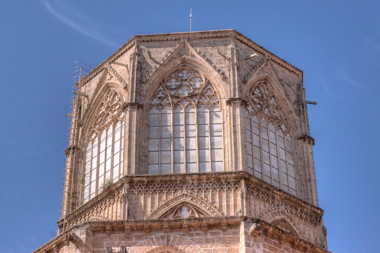 Valencia Cathedral in Valencia, Spain