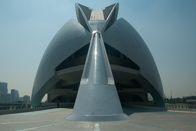 L'Àgora in the City of Arts and Sciences in Valencia, Spain