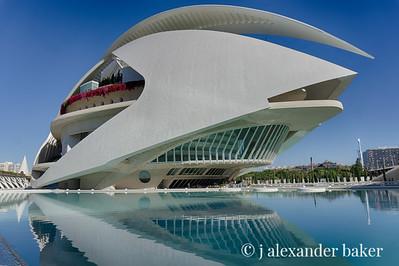 Ciutat de les Arts i les Ciències Valencia 1