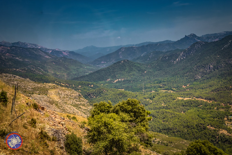 The Type of Andalusia Scenery that Santiago Would Have Seen While Tending His Sheep (©simon@myeclecticimages.com)