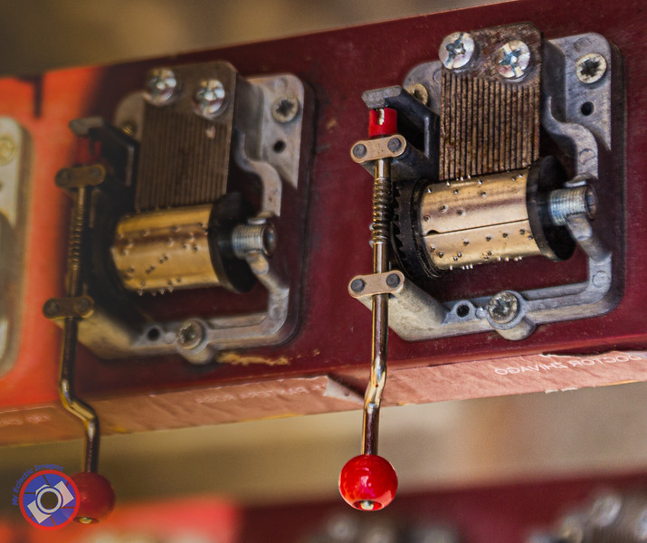 Selection of Music Box Mechanical Movements (©simon@myeclecticimages.com)
