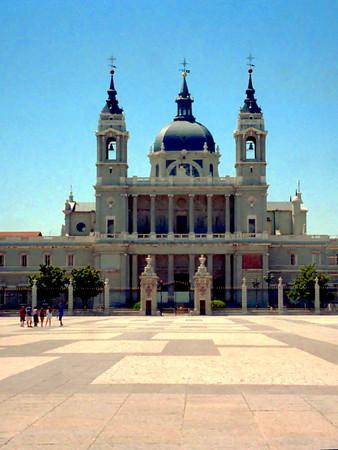 Palacio Real, Madrid Spain