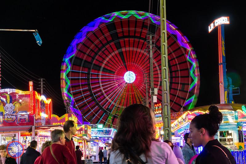 The Fun Fair at the Feria de Abril (©simon@myeclecticimages.com)