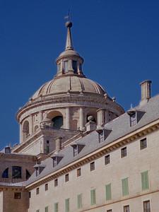 Basilica de San Lorenzo del Escorial, Toledo Spain