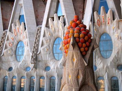 Sagrada Familia details