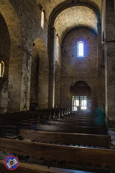 Interior of the Church of Sant Pere Dating Back Over 1000 Years (©simon@myeclecticimages.com)