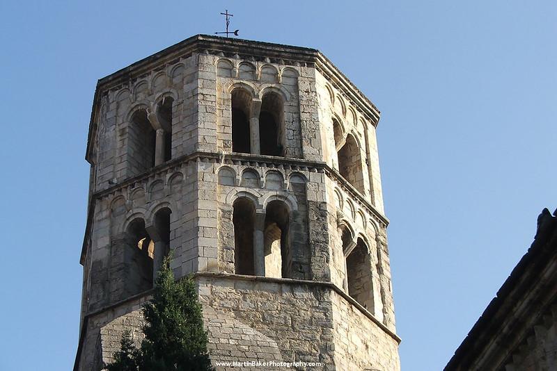 Monestir de Sant Pere de Galligants, Girona, Catalunya, Spain.