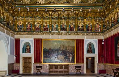 Alcazar of Segovia, Belt Room